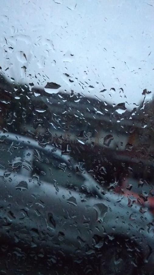 Raindrop. Water cool rainy royalty free stock photo
