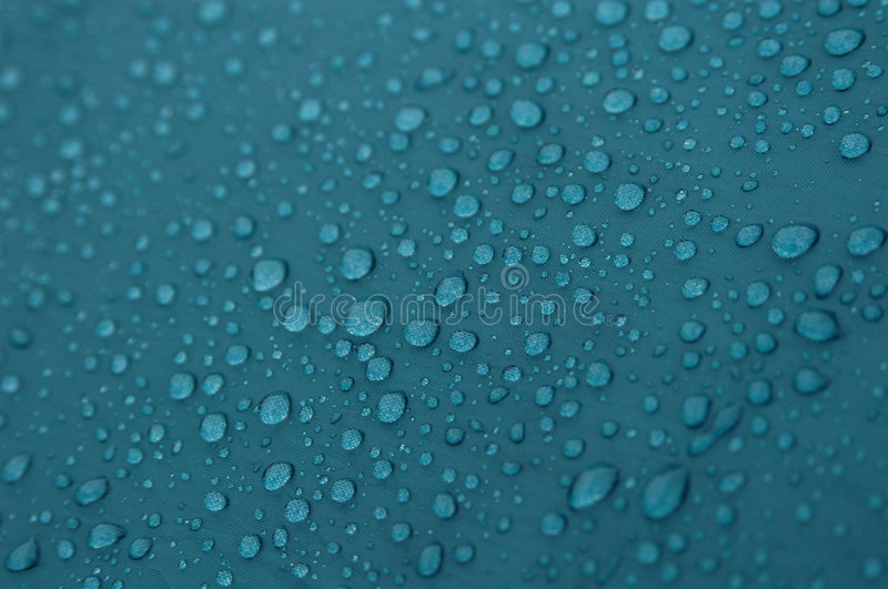 Download Raindrops stock image. Image of green, downpour, pours - 513687