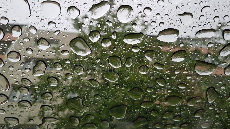 raindrops imagen de archivo