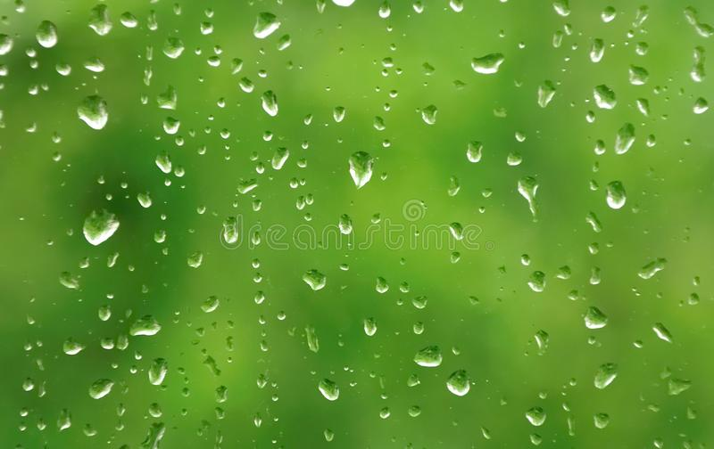 Download Raindrops On Window Royalty Free Stock Image - Image: 24379296