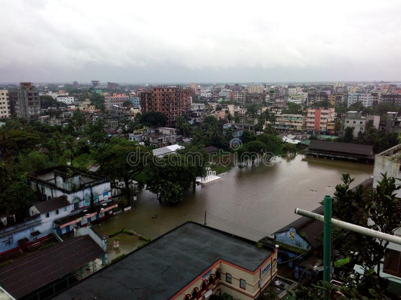 Rainfall stock photos
