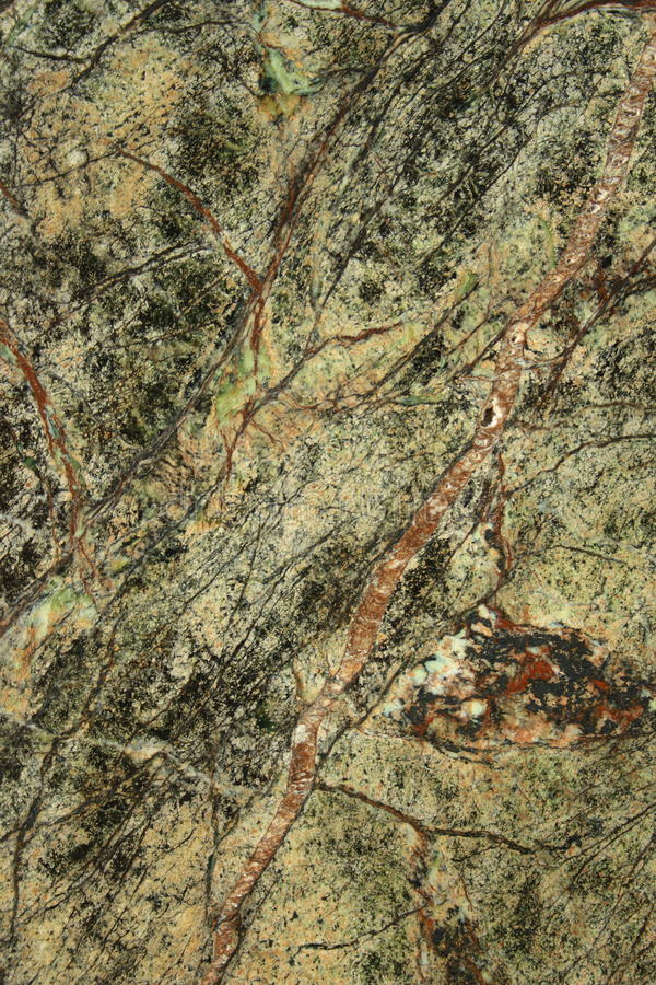 Rainforest Green Marble royalty free stock photo