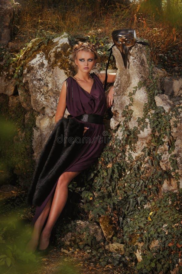 Rainha foto de stock
