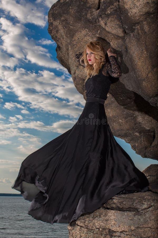 A rainha da natureza foto de stock