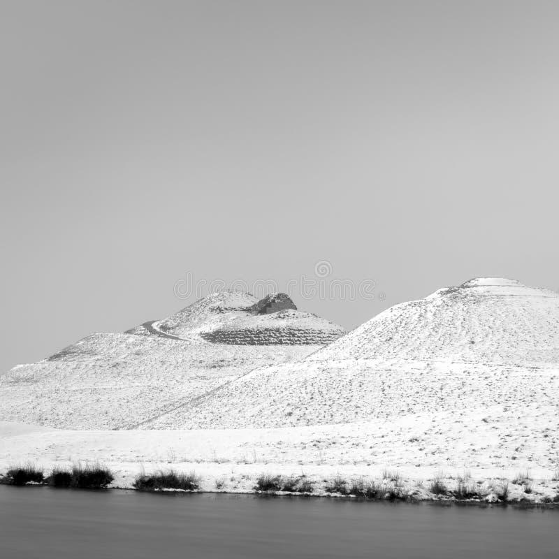 Rainha da neve do norte fotografia de stock royalty free