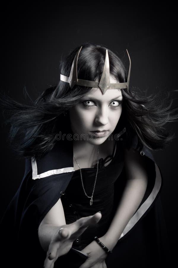 Rainha de Lich imagem de stock