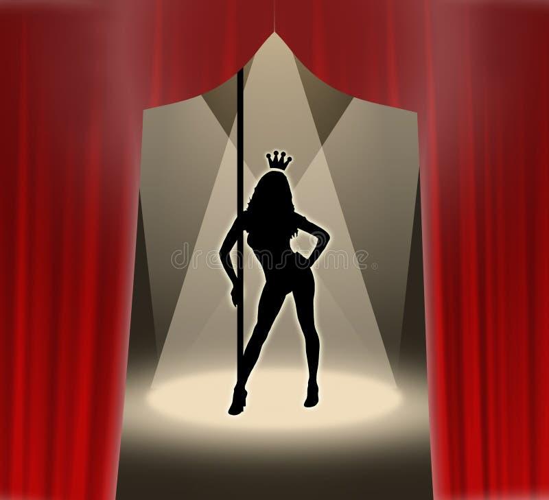Rainha do Striptease