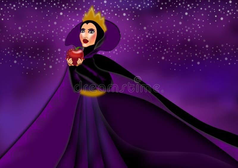A rainha má