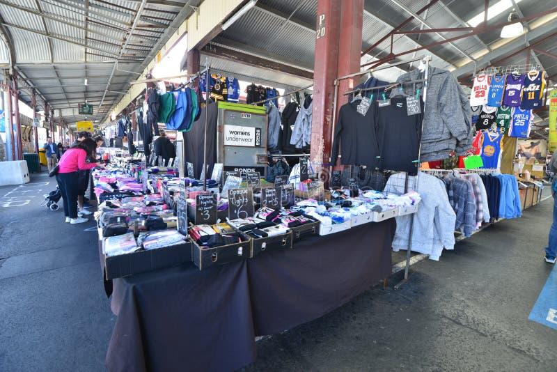 Rainha Victoria Market fotografia de stock royalty free