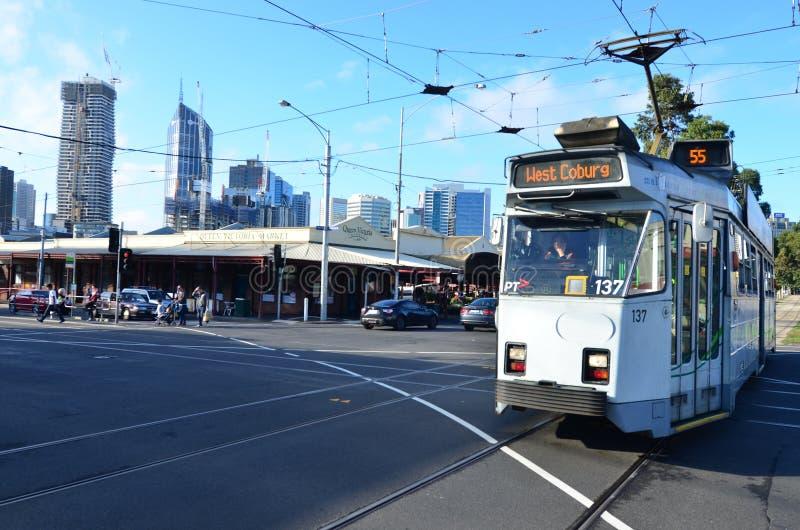 Rainha Victoria Market - Melbourne imagem de stock royalty free