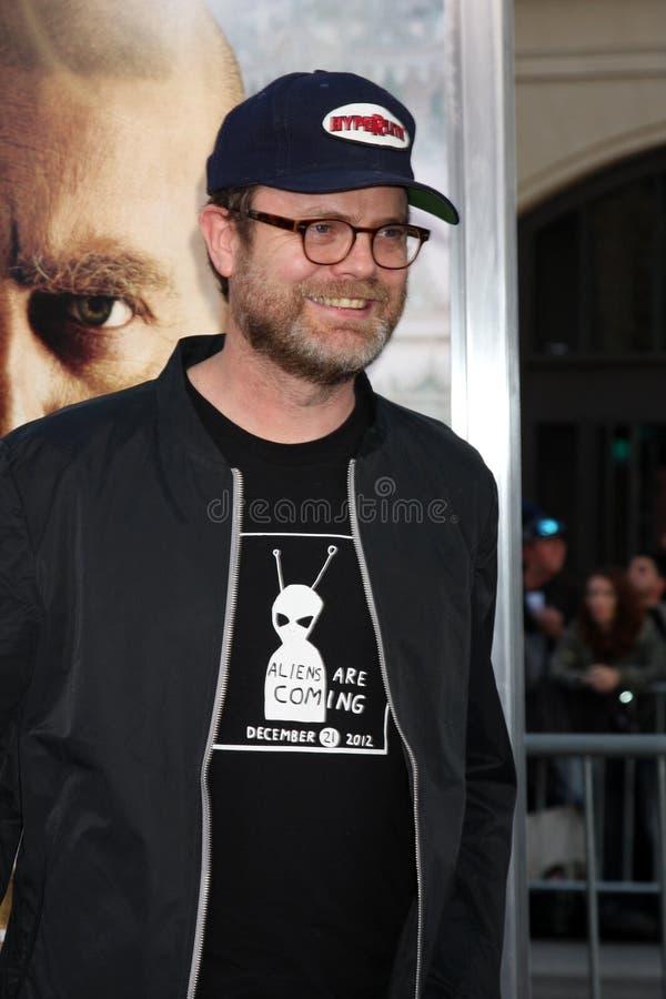Rainn Wilson image stock