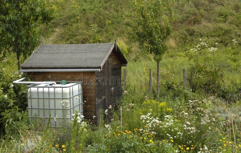 Rainwater tank stock images