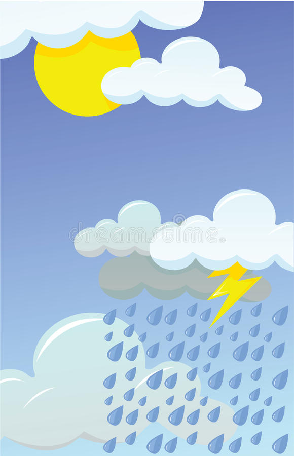 Download Rainy Day Royalty Free Stock Photo - Image: 17493375
