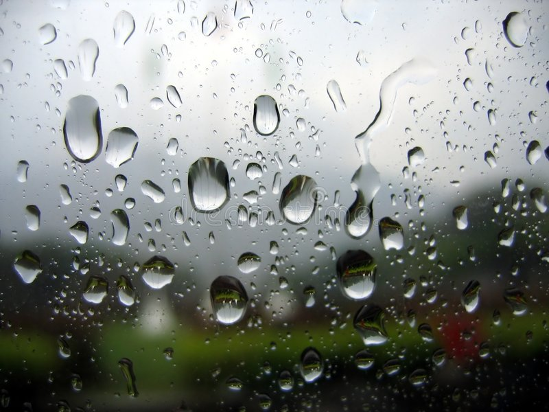 Download Rainy Day stock photo. Image of glass, brittle, shower - 226088