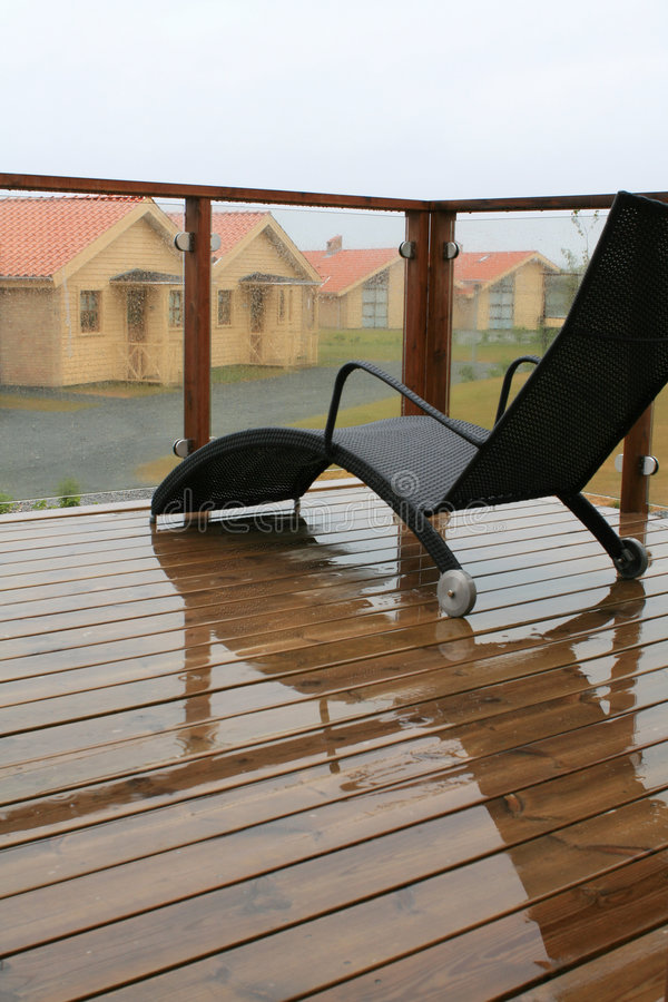 Download A rainy day #3 stock photo. Image of home, people, cottage - 2438268