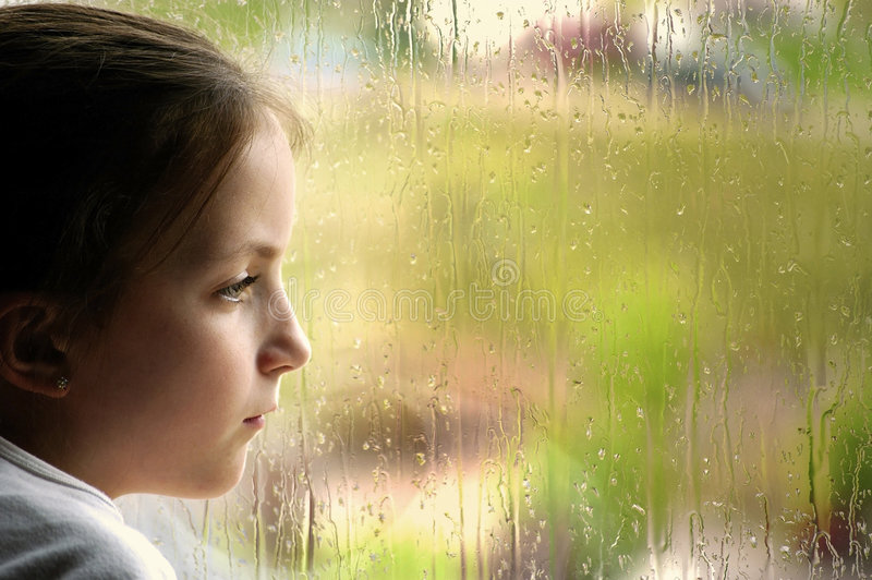 Download Rainy Day Disappointment 1 stock photo. Image of outside - 5358752