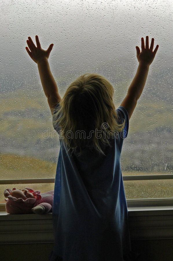 Download Rainy Day Disappointment Royalty Free Stock Photos - Image: 1512998