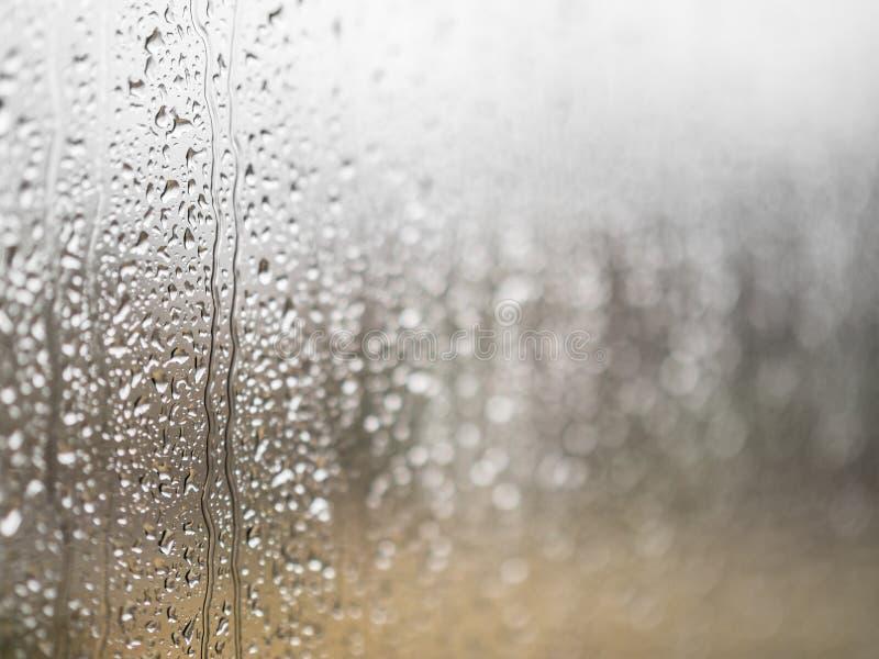 Rainy days stock image