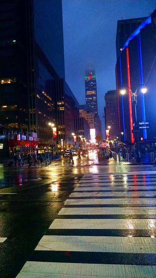 Rainy State stock photography