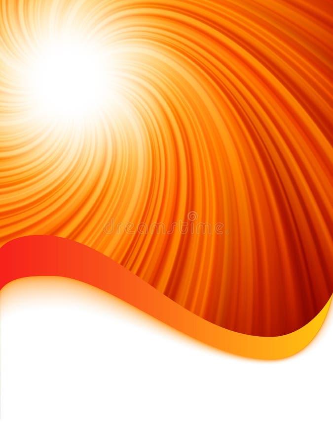 Download Raios Luminosos Vermelhos. EPS 8 Ilustração do Vetor - Ilustração de fundo, miracle: 29825938