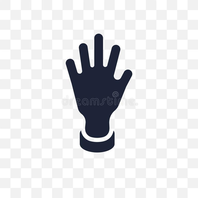 Free Raise Hand Transparent Icon. Raise Hand Symbol Design From Education Collection. Simple Element Vector Illustration. Can Be Used Royalty Free Stock Photography - 130311477