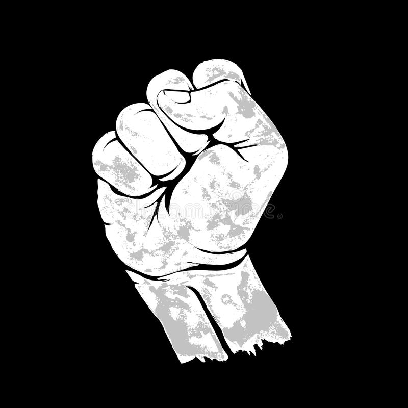 Fist Silhouette Stock Illustrations 5,659 Fist