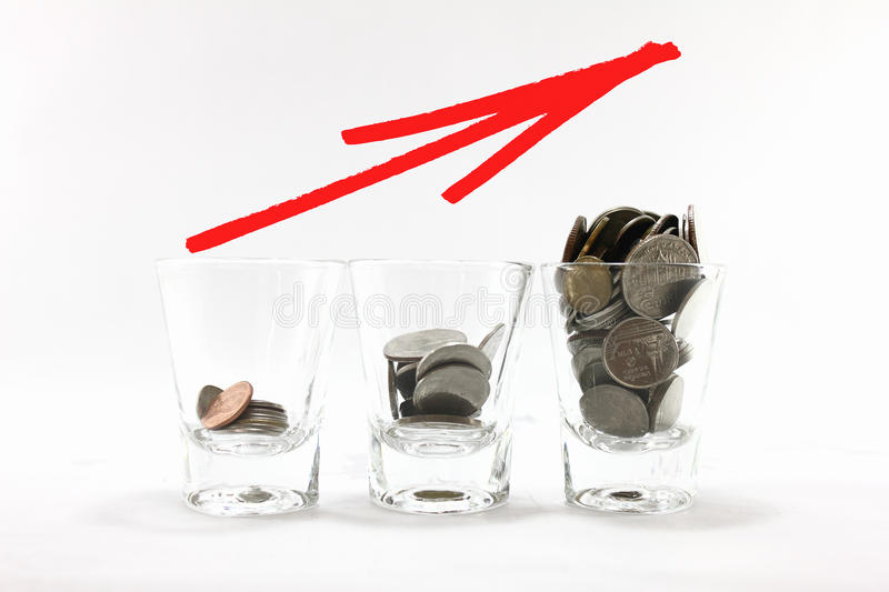 Download Raising Cost Of Living Stock Photo - Image: 25227790