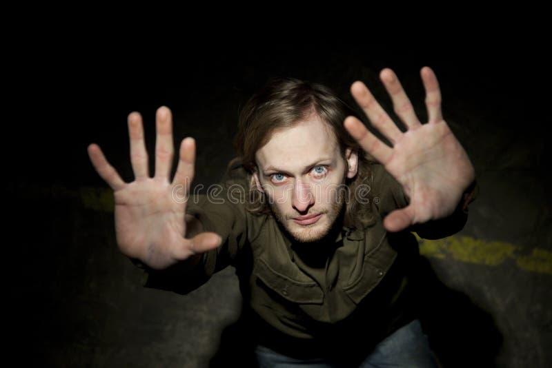 Download Raising Hands High stock image. Image of reaching, spirituality - 20051273