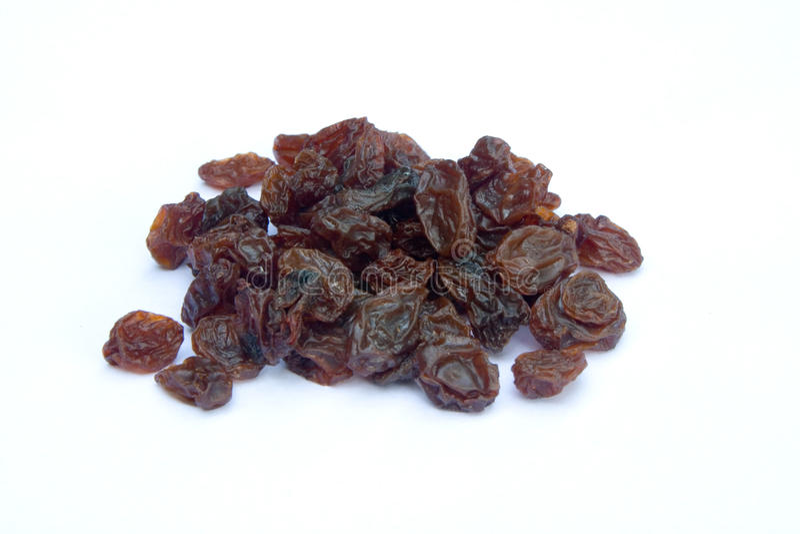 Raisins royalty free stock photography