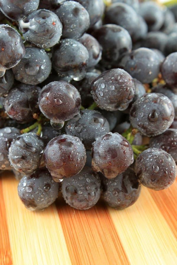 Raisins aspermes de couronnement photographie stock libre de droits