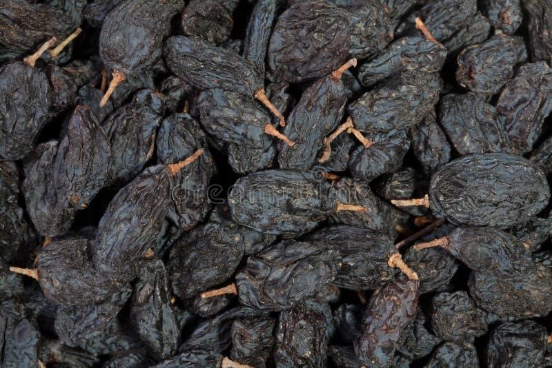 Raisins black many