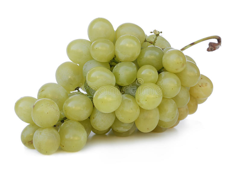 Download Raisins Blancs Sur Le Fond Blanc Photo stock - Image du agriculture, ingrédient: 45354380