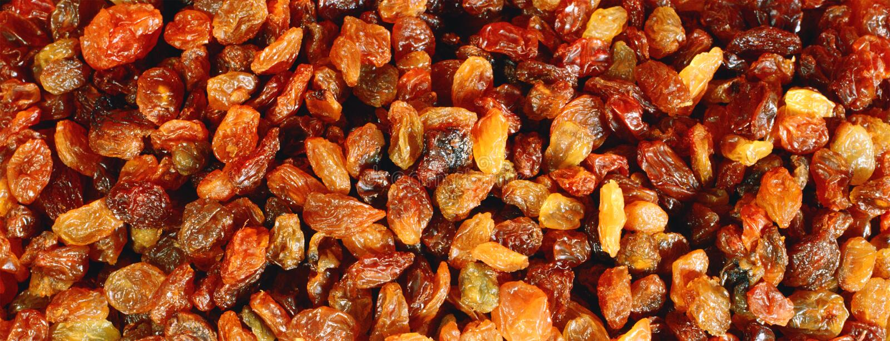 Raisins dourados imagem de stock royalty free