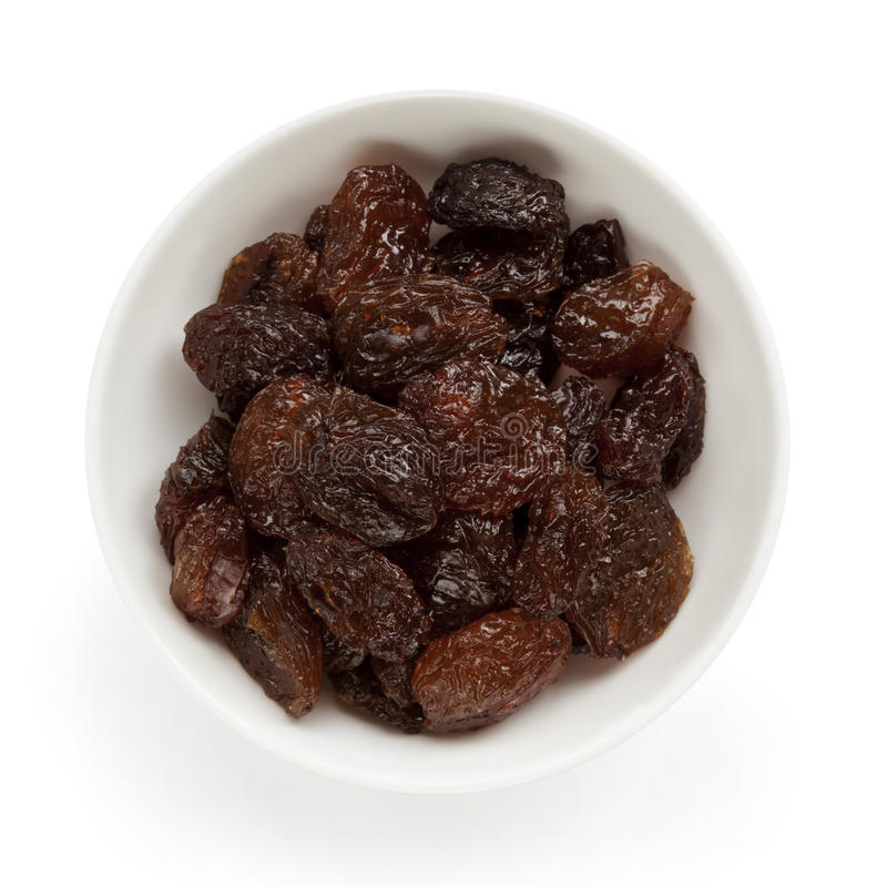 Download Raisins Isolated stock photo. Image of dish, food, healthy - 28598658