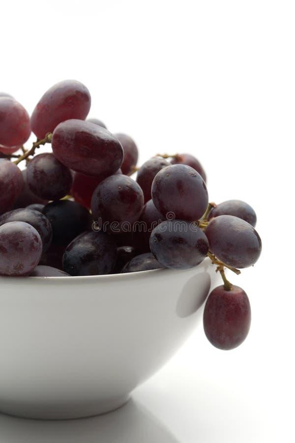 Raisins rouges photo stock