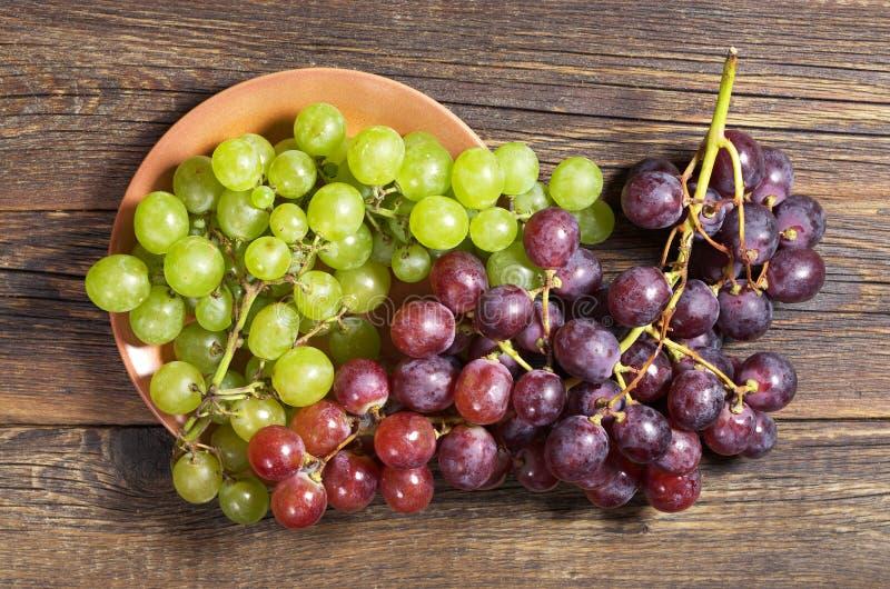 Download Raisins verts et rouges image stock. Image du nature - 77160671