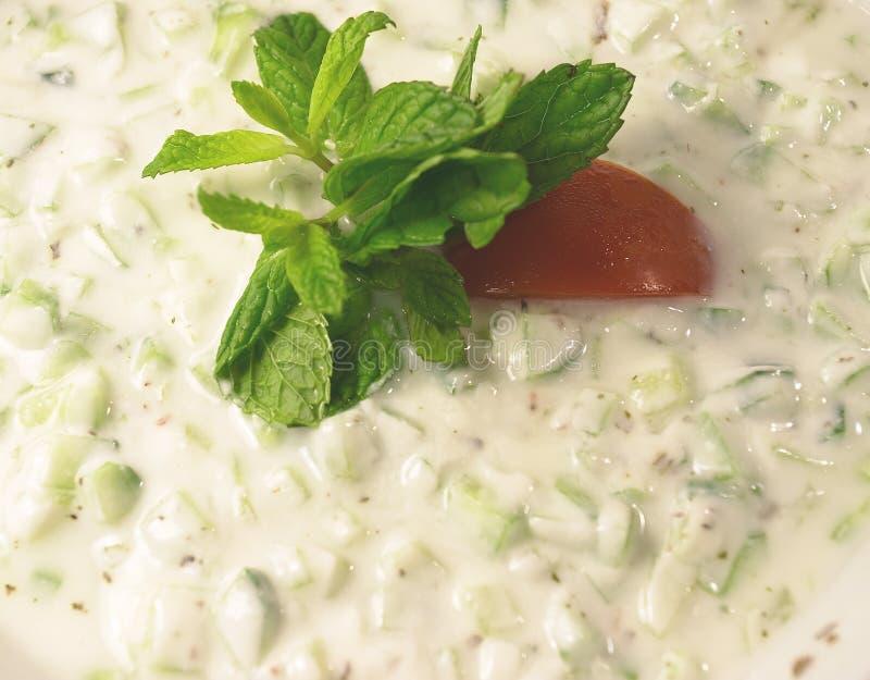 Download Raita 1 de concombre image stock. Image du concombre, traditionnel - 79515