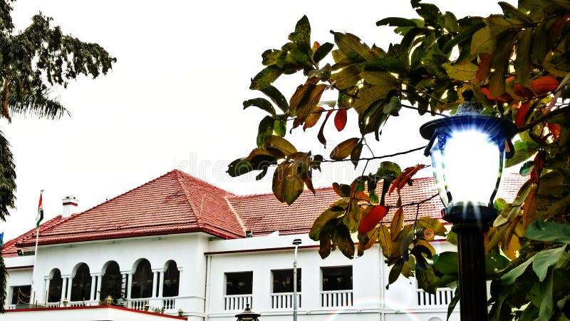Raj bhawan стоковые фотографии rf