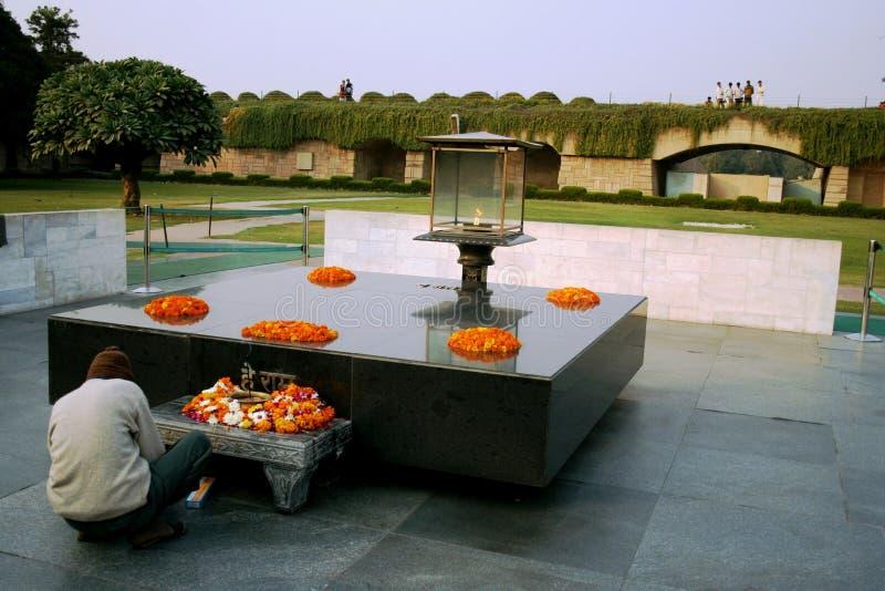 Raj Ghat imagens de stock royalty free