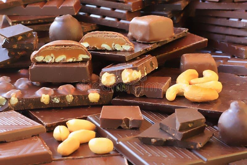 raj jest czekolada kochanka zdjęcie royalty free