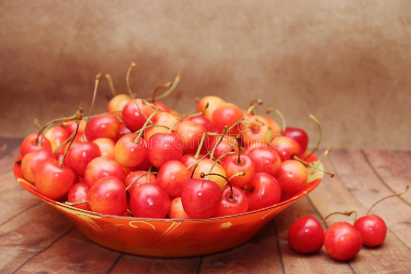 Raj owoc przyjemność owocowy ?ycie wci?? fotografia royalty free