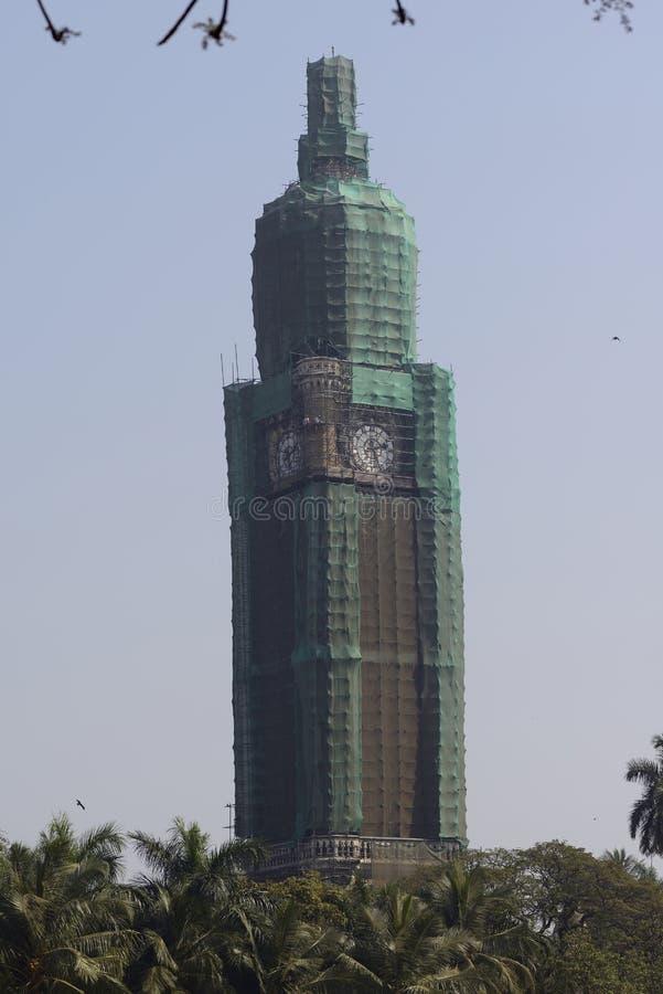Rajabhai尖沙咀钟楼。 免版税库存图片