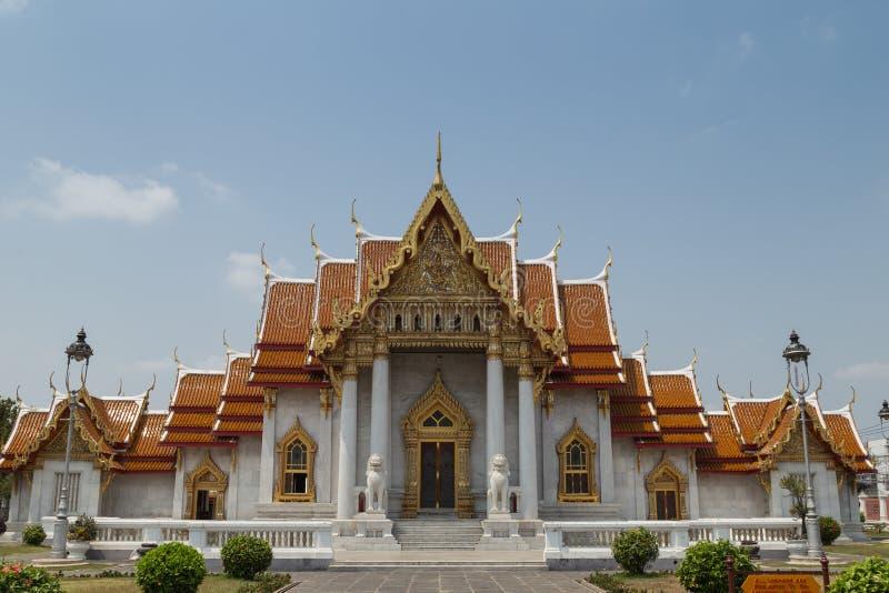 Rajabopit tempel, Bangkok, Thailand arkivbild