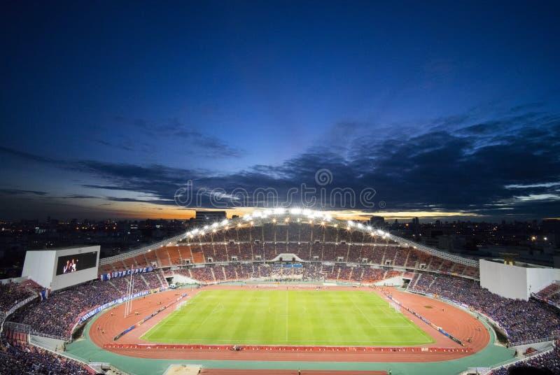 Rajamangla medborgare Stadium1 arkivbild
