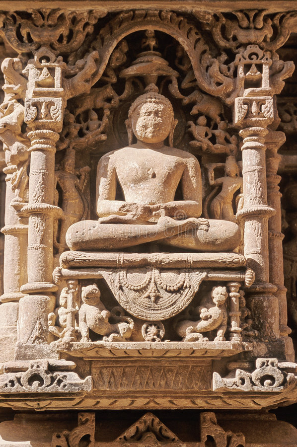 Download Rajasthan temple statue stock image. Image of jain, holy - 5983837
