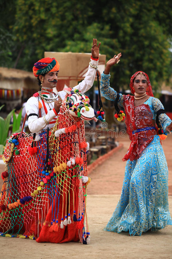 Download Rajasthani dance editorial photography. Image of clothes - 21631827