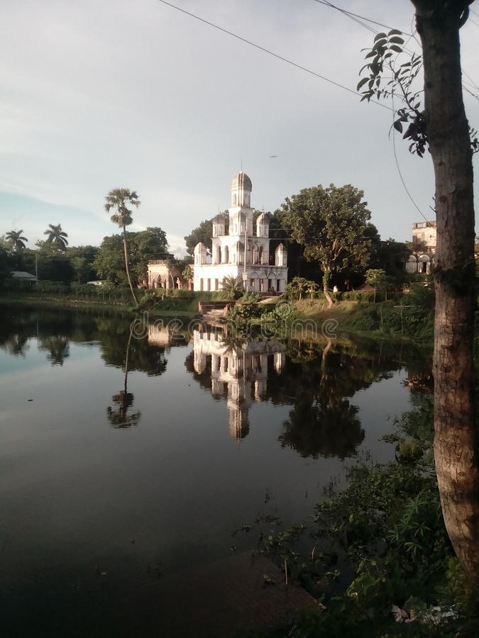 Rajbari immagini stock