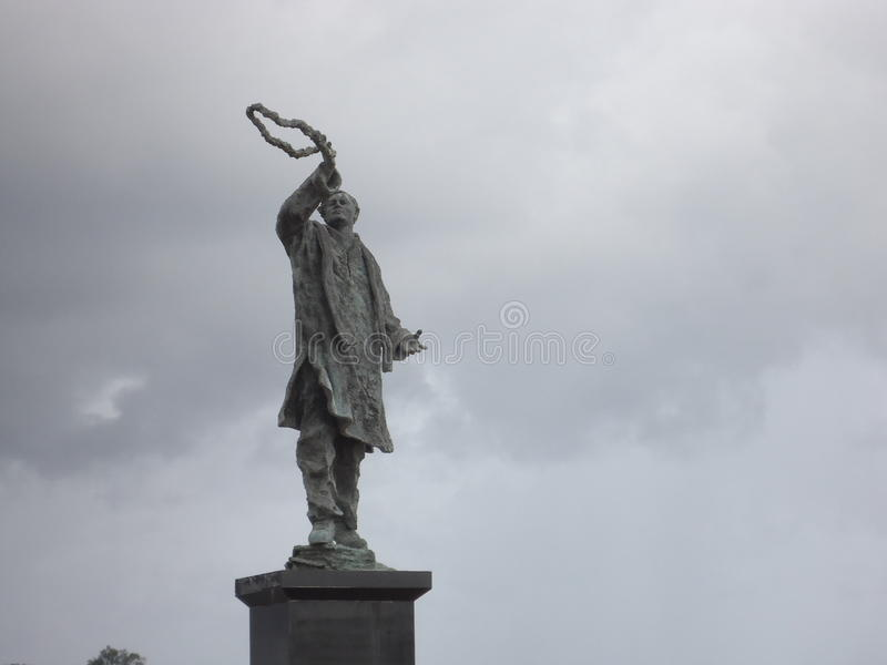 Rajiv Gandhi images libres de droits