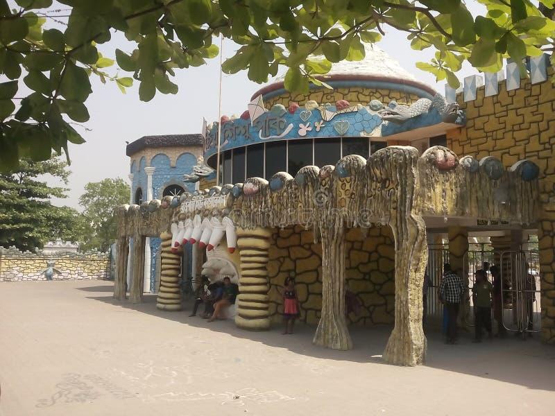 Rajsahi van het Jiyapark stock fotografie