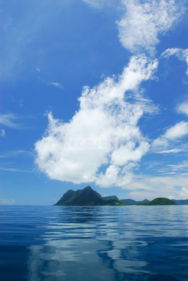 rajskiej wyspy zdjęcia royalty free